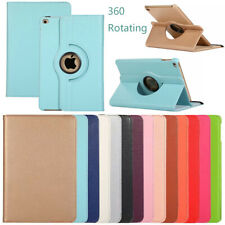 iPad Mini 5 5th Generation 2019  Leather Case Rotates 360 Degrees Magnetic Cover