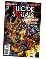 Suicide Squad #5 (2012, DC) VF/NM New 52 Harley Quinn Deadshot El Diablo
