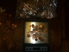 Australian 1 Cent and 2 Cent Coins 200 Grams.From Hoard. Bulk.