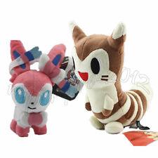 2pcs Pokemon Center Furret & Sylveon Soft Plush Doll Figure Toy Gift US Ship