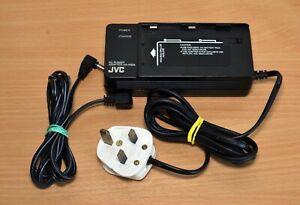 JVC Video Movie Camcorder GR-65 GR-60 Charger AA-V6EK + Mains power adapter