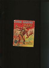 JOHN CARTER OF MARS BIGGER LITTLE BOOK #1402  (6.0) HTF!