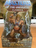 He-Man MOTUC Masters of the Universe Classics MOTU FIRST RUN