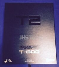 Hot Toys 1/6 T-800 Terminator 2 Judgement Day T 800 T-800 DX10