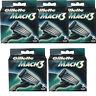 40 x Gillette Mach3 Refill Razor Blade Cartridges ( 5 x 8 pk) for Men