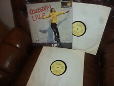 "Colosseum, Live, progressive, German Bronzo 85531 XT, 2 LP, 12"" 1975"