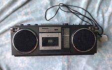 Panasonic RX-4933L Retro Radio Cassette Boombox Ghetto Blaster