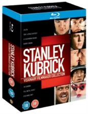 Stanley Kubrick 7 Film Collection Lolita + 2001 A Space Odyssey New RegB Blu-ray