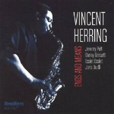 Ends & Means - Vincent Herring (2006, Cd Nieuw)