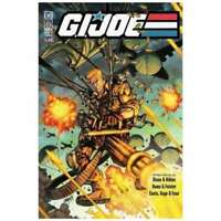 G.I. Joe (2008 series) #0 Cover B in Near Mint minus condition. IDW comics [*yi]