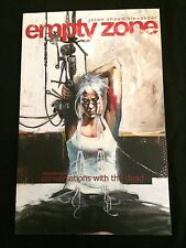 Empty Zone Vol. 1: Conversations With The Dead Trade Paperback