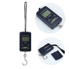 Precise 40KG 10g LCD Digital Fish Hanging Luggage Electronic Weight Scale Hook
