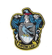 RAVENCLAW CREST Iron on / Sew on Patch Embroidered Badge Harry Potter PT360