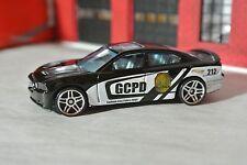 Hot Wheels Batman v Superman Loose - Dodge Charger R/T GCPD Police Car - 1:64