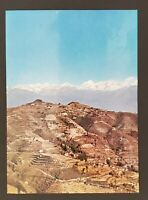 1979 Kathmandu Nepal Austrian East Tyrolean Himalaya Expedition Signed Postcard