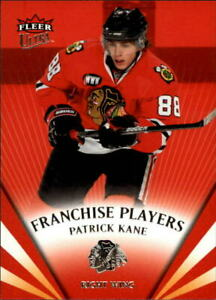 2008-09 Ultra Franchise Players #FP4 Patrick Kane