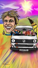 Personalised digital caricature Gift Idea