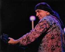 STEVEN VAN ZANDT.. E Street Band's Guitarist - SIGNED