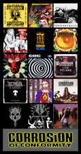 """CORROSION OF CONFORMITY album discography magnet (4.5"""" x 3.5"""") clutch deftones"""
