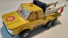 Matchbox Super Kings K6/11 Pick-up Truck Recovory Shell version 1974