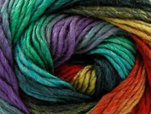 King Cole Riot Chunky 100gms,  NEW COLOURS!!!!!