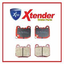 MD961 New 4 Brake Semi-Metallic Rear Set Pads For Infiniti FX35/FX45/G35 05-08