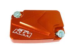 KTM RC125 Rc200 rc390 Freno Delantero Cilindro Maestro Tapa Tapa Naranja Nuevo b12i