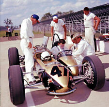 GEORGE CONNOR RODGER WARD 1952  INDY 500 8 X 10 PHOTO