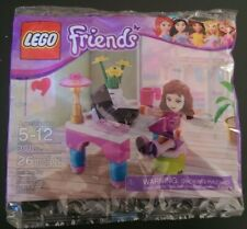 LEGO FRIENDS – #30102 Olivia's Desk Brand New in Sealed Polybag
