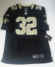 NFL NEW ORLEANS SAINTS NIKE JERSEY #32 KENNY VACCARO BLACK SIZE S 468961 020 New