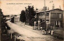 CPA La Chapelle aux Pots-La Fromagerie (424346)