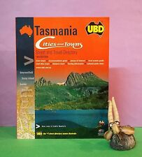UBD Tasmania ~ Cities & Towns/Street & Travel Directory 18th ed/Tasmania/travel
