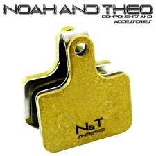 N&t Shimano Dura Ace R9120 R9170 Br L02 L04 Pastillas de Freno Disco Sinterizado