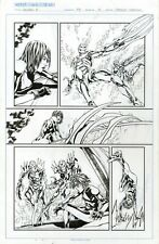 Weapon X issue 3 page 14 by Ibraim Roberson