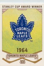 2003-04 Topps C55 Stanley Cup Winners #38 Toronto Maple Leafs