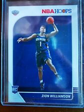 Zion Williamson Rookie Card Hoops 🏀🔥 FREE 1st class P&P