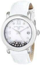 Swiss Legend Women's Diamond Quartz Watch Silver Stainless Steel Case 22388-02