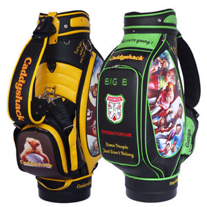 Caddyshack Golf Bag - Fully Customizable with your name, your logo, your colors!