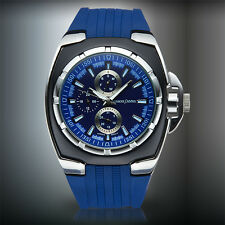ALEXANDER DUBOIS ~ RHONE MULTI-FUNCTION MENS WATCH / MSRP $1,289.00
