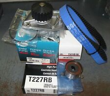 Gates T227RB Timing Belt Package B16 99-00 Civic Si 94-97 Del Sol VTEC DOHC