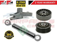 FOR MERCEDES SPRINTER VITO FAN AUXILLARY BELT TENSIONER LEVER PULLEY KIT NON CDI