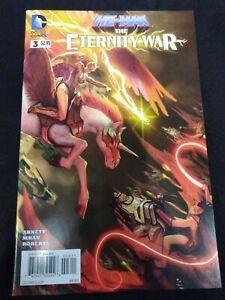 He-Man: The Eternity War #3 ABNETT COVER