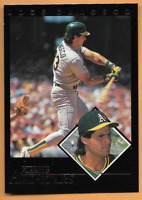 1992 Fleer All Stars baseball Jose Canseco Oakland Athletics #24 of 24