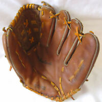 Professional SG-160 Left Hand Top Grain Leather Baseball Glove Rawhide Laced