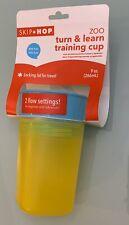 Skip Hop Zoo Turn and Learn Training Cup - Brooklyn Bee