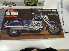 Tamiya 14080 Yamaha Xv1600 Road Star 1/12 Scale Kit