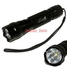 1pcs UltraFire 501B CREE XM-L L2 LED 3Mode 1000 Lumens Tactical Flashlight Torch