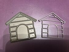 FIRST EDITION DOG HOUSE/KENNEL CUTTING & EMBOSSING DIE NEW LOW PRICE!!!!