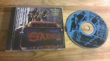 CD Jazz Billy Tipton Memorial Sax' Quartet - Saxhouse (10 Song) KNITTING FACTORY