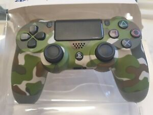 Ps4 Playstation 4 Wireless Controller Camo Camouflage Print Gamepad